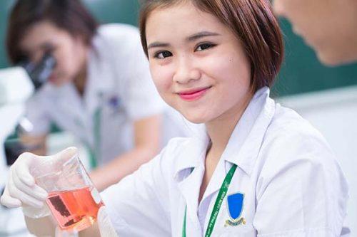 Nhà trường còn mở rộng nhiều các ngành y tế mũi nhọn khác