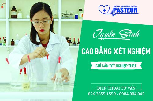 Tuyển sinh Cao đẳng Xét nghiệm Đắk Lắk chỉ cần tốt nghiệp THPT
