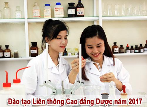 Điều kiện liên thông Cao đẳng Dược Đắk Lắk từ ngành học khác