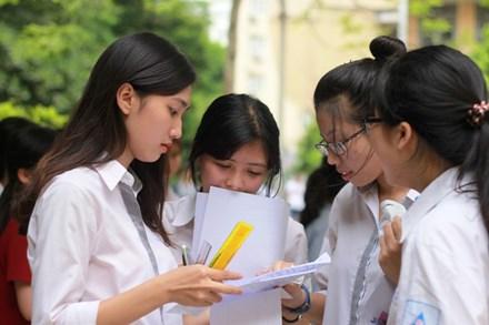 15,5 là điểm sàn Đại học năm 2017 cho tất cả khối thi