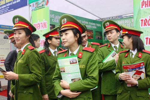 Học viện An ninh nhân dân công bố điểm xét tuyển nguyện vọng bổ sung