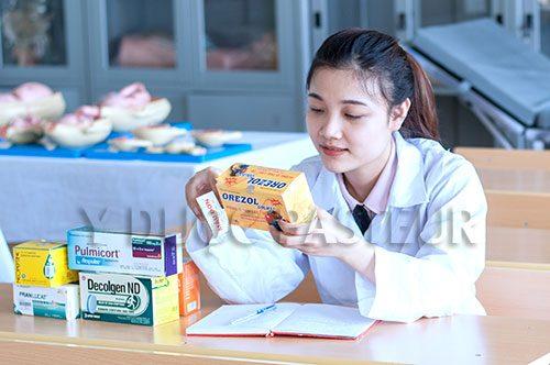 Hồ sơ đăng ký học liên thông Cao đẳng DượcĐắk Lắk năm 2018