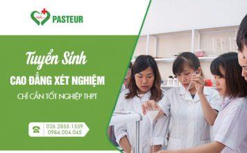 Tuyển sinh Cao đẳng Kỹ thuật Xét nghiệm Đắk Lắk 2018