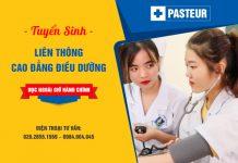 Liên thông Cao đẳng Điều dưỡng Đắk Lắk học trong 1,3 năm
