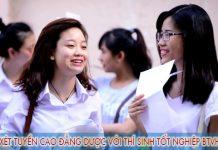 Xét tuyển Cao đẳng Dược Đắk Lắk với thí sinh tốt nghiệp BTVH