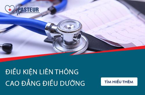 Mở rộng điều kiện Liên thông Cao đẳng Điều dưỡng Đăk Lăk năm 2018